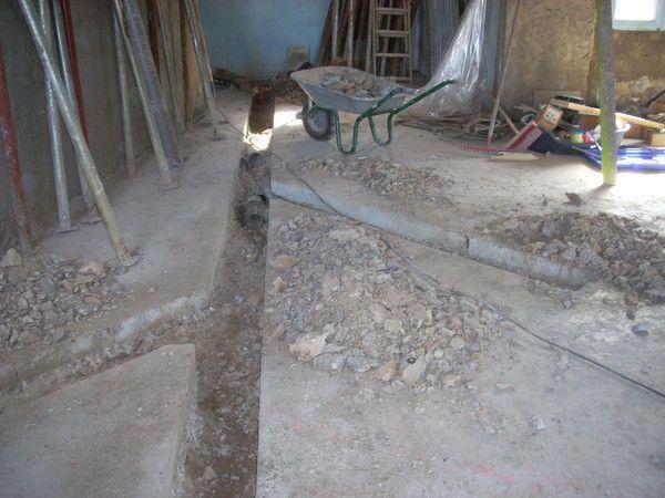 casser dalle beton elegant pour casser les briques les. Black Bedroom Furniture Sets. Home Design Ideas